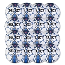 Select Club Training Ball 16 Pack (White/Royal)