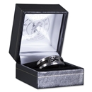Chelsea Stainless Inlay Ring