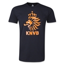 Netherlands Fashion T-Shirt (Black)