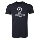UCL Classic Logo Fashion T-Shirt (Black)