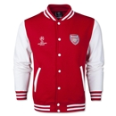 Arsenal UCL Varsity Jacket