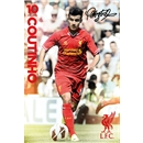 Liverpool Coutinho Poster