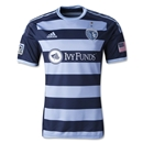 Sporting KC 2014 Authentic Secondary Soccer Jersey