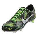 Nike Mercurial Vapor IX LE FG (Black/Flash Lime)