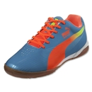 PUMA evoSPEED Star II Junior (Sharks Blue/Fluo Peach/Fluo Yellow)
