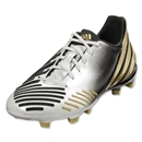 adidas Predator Absolion LZ TRX FG (White/Black/Metallic Gold)