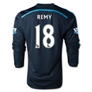 Chelsea 14/15 LS 18 REMY Third Soccer Jersey