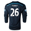 Chelsea 14/15 LS 26 TERRY Third Soccer Jersey