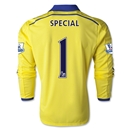 Chelsea 14/15 LS  1 SPECIAL Away Soccer Jersey