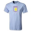 Aston Villa T-Shirt (Sky Blue)