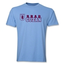 Aston Villa Distressed Guzan Player T-Shirt (Maroon)