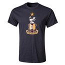 Bradford City Crest T-Shirt (Black)
