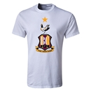 Bradford City Crest T-Shirt (White)