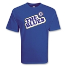 Chelsea Football Club The Blues Soccer T-Shirt (Royal)