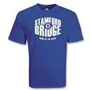 Chelsea Football Club Stamford Bridge Home of the Blues Soccer T-Shirt (Royal)
