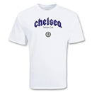 Chelsea Football Club Arched Name Soccer T-Shirt