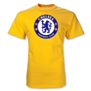 Chelsea Football Logo T-shirt (Yellow)