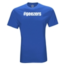 Chelsea Geezers T-Shirt (Royal)