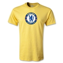 Chelsea Crest T-Shirt (Yellow)