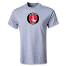 Charlton Athletic T-Shirt (Gray)