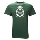 Santos Laguna Distressed T-Shirt (Dark Green)
