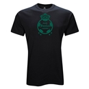 Santos Laguna Distressed T-Shirt (Black)