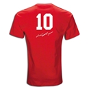 Manchester United Rooney 10 T-Shirt (Red)