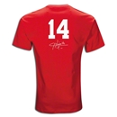 Manchester United Chicharito 14 T-Shirt (Red)