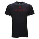 Manchester United MUFC T-Shirt (Black)