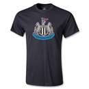Newcastle United Crest T-Shirt (Black)
