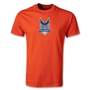 Carolina Railhawks T-Shirt (Orange)
