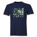 Tottenham Come On You Spurs T-Shirt (navy)