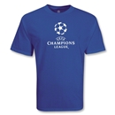 UEFA Champions League Classic Logo T-Shirt I (Royal)