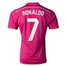 Real Madrid 14/15 RONALDO Away Soccer Jersey