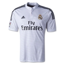 Real Madrid 14/15 Home Soccer Jersey