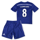 Chelsea 14/15 LAMPARD Home Baby Kit
