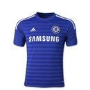 Chelsea 14/15 Youth Home Soccer Jersey
