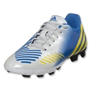 adidas Predito LZ TRX FG Junior (White/Prime Blue/Vivid Yellow)