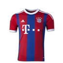 Bayern Munich 14/15 Youth Home Soccer Jersey