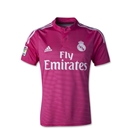 Real Madrid 14/15 Youth Away Soccer Jersey