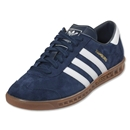 adidas Originals Hamburg (New Navy/Running White)