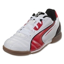 PUMA Universal IT Junior (White/Black/Treasure Blue)