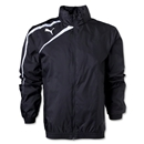 PUMA Spirit Rain Jacket (Black)
