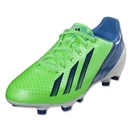 adidas F30 TRX FG Junior (Green Zest/Running White/Dark Blue)