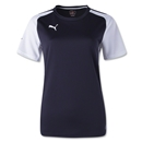 PUMA Women's Speed Jersey (Navy/White)