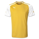 PUMA Women's Speed Jersey (Yl/Wh)