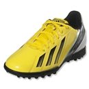 adidas F5 TRX TF Junior (Vivid Yellow/Black)