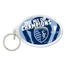 Sporting KC 2013 MLS Cup Winner Keyring