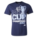 Sporting KC 2013 MLS Cup Winner T-Shirt