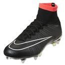 Nike Mercurial Superfly SG Pro Stealth Pack (Black/White)